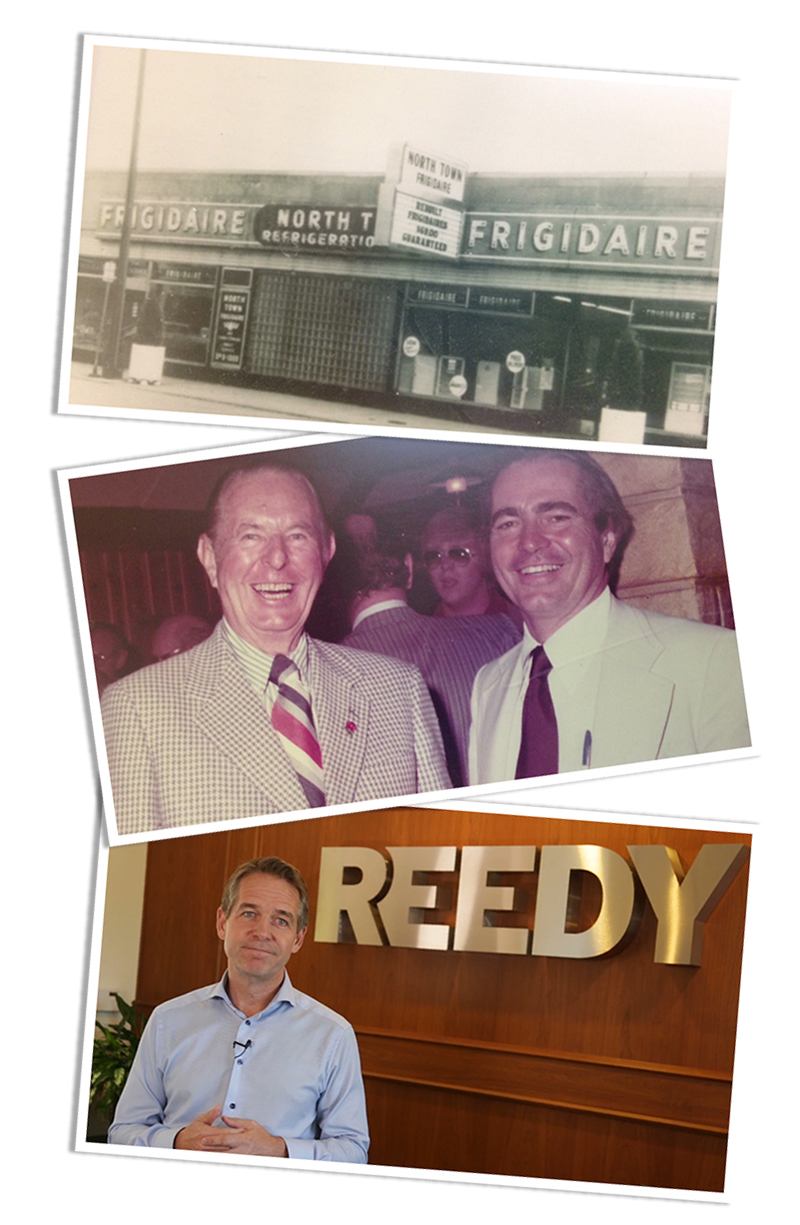 Reedy Industries History Photos